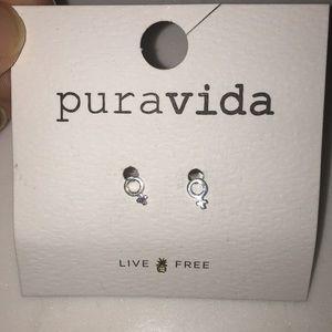 Pura Vida Femme Earrings